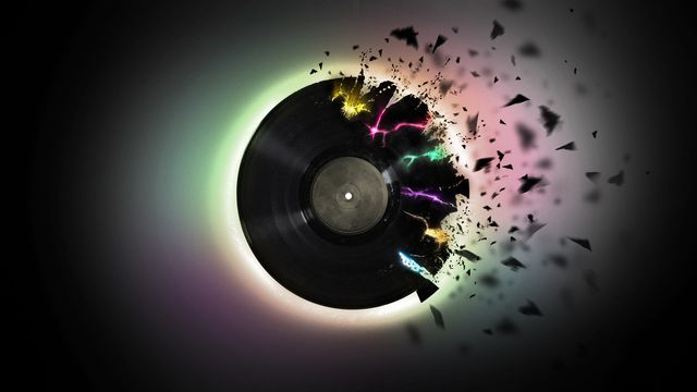 FOTO: Vinyl