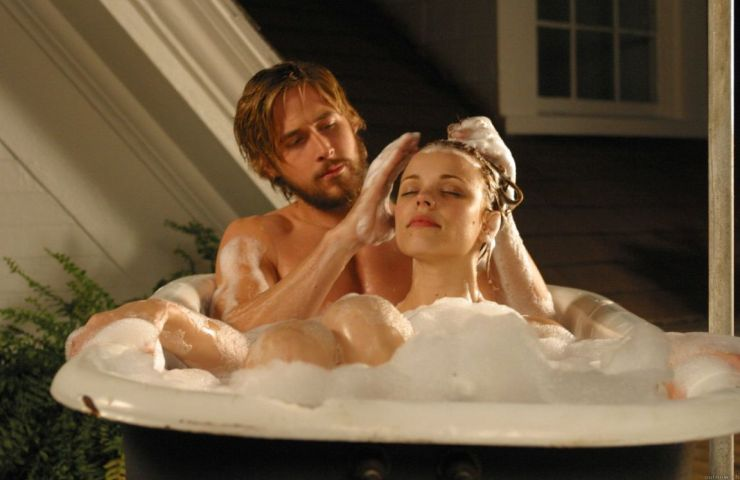 FOTO: Ryan Gosling ve filmu Zápisník jedné lásky