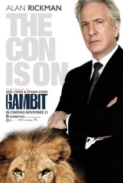 Gambit plakat