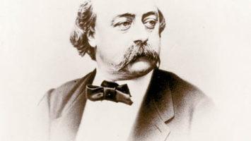 FOTO: Gustave Flaubert