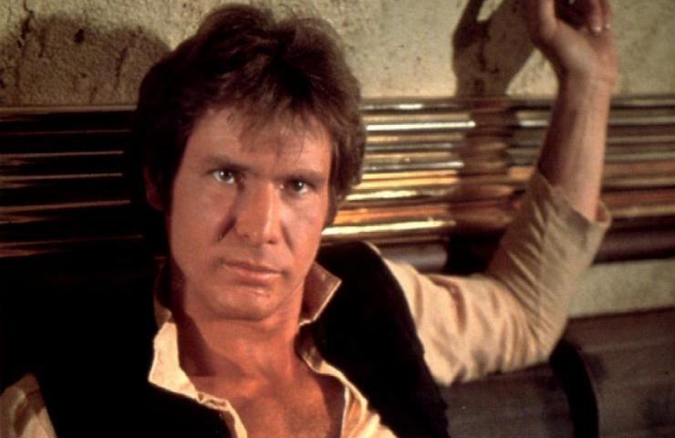 FOTO: Han Solo Harrison Ford