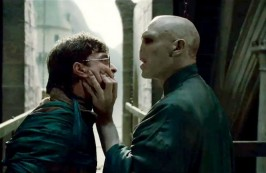 FOTO: Harry Potter a Lord Voldemort