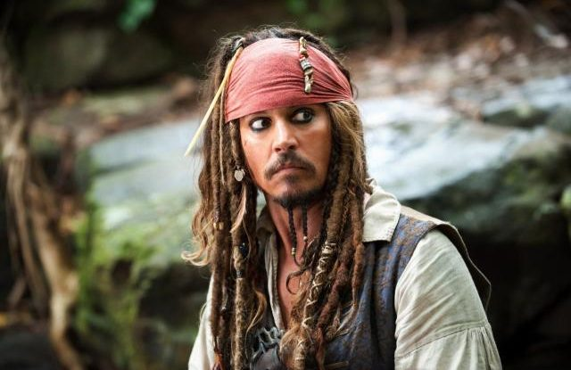 FOTO: Johnny Depp Jack Sparrow