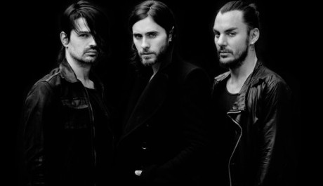 30 Seconds to Mars Zdroj: Smart Communication