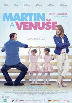 Martin a Venuse plakat