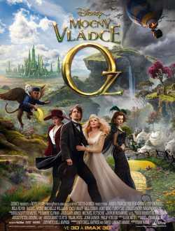 Mocny vladce Oz plakat
