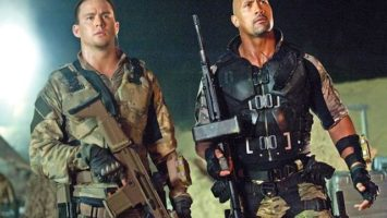 FOTO: Channing Tatum a Dwayne Johnson ve filmu G. I. Joe 2: Odveta