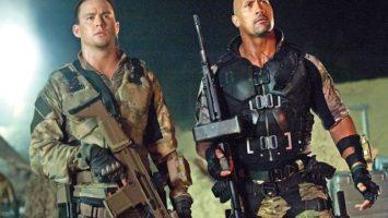 FOTO: Channing Tatum a Dwayne Johnson ve filmu G. I. Joe 2: Odveta