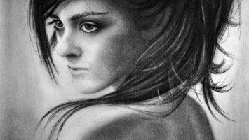 kreslení portrétu a chyby