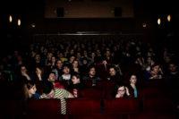 Diváci před promítáním. Zdroj: facebook.com/CinemaMundiBrno, foto: Jakub Slabák