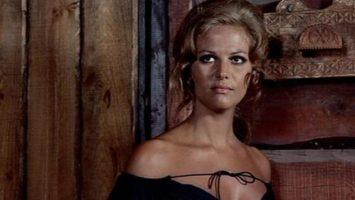 FOTO: Claudia Cardinale ve filmu Tenkrát na západě