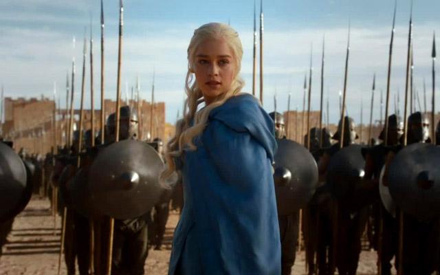 V dějové linii Daenerys Targaryen bylo již provedeno mnoho zásadních změn.