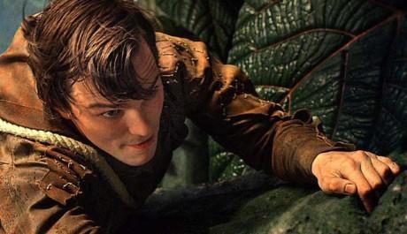 Nicholas Hoult ve filmu Jack a obři. Zdroj: Warner Bros.