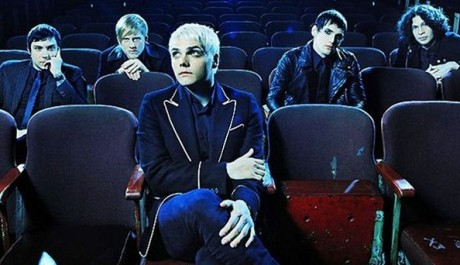 FOTO: My Chemical Romance