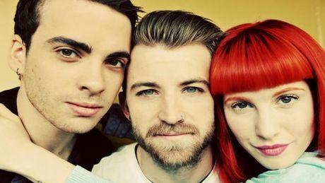 FOTO: Paramore