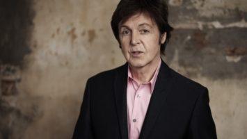 FOTO: Paul McCartney
