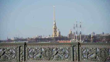 FOTO: Petrohrad