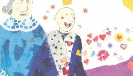 FOTO: První pohádka, která otevřeně zobrazuje homosexuální lásku. Zdroj: hithit.com
