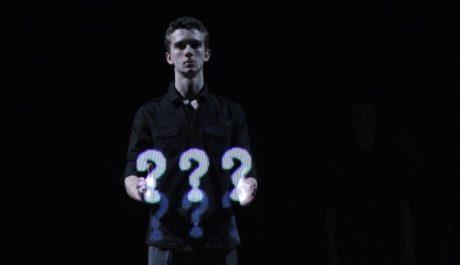 FOTO: Laterna Magika uvede inscenaci Antikódy podle poezie Václava Havla