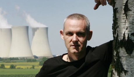 FOTO: Spisovatel Jiří Hájíček, autor románu Rybí krev.
