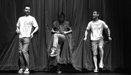 Foto: Scénář pro tři neskutečné, ale existující herce_Divadlo Komedie