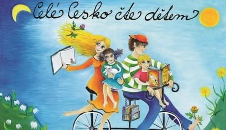 FOTO: Celonárodní kampaň Celé Česko čte dětem