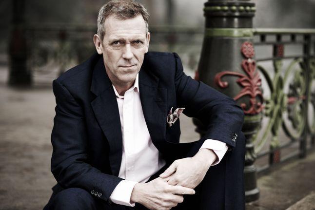 Hugh Laurie Zdroj: 2media