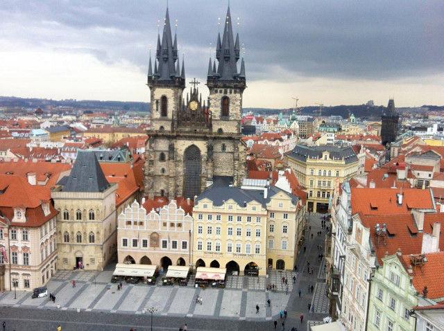 FOTO: Praha