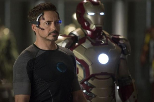 FOTO: Robert Downey Iron Man 3