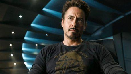 FOTO: Robert Downey Iron Man 3