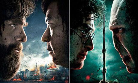 FOTO: The_Hangover_part3_vs._Harry_Potter