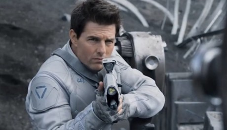 FOTO: Tom Cruise Oblivion