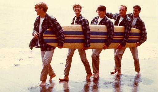 The Beach Boys Zdroj: Capitol Records, LLC