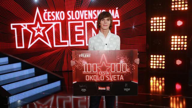 FOTO: Česko Slovensko má talent 2012: Vítěz Jozef Pavlúsik