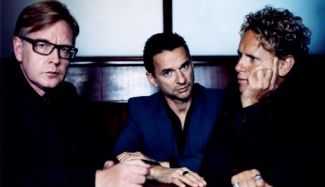 Depeche Mode Zdroj: depechemode.com