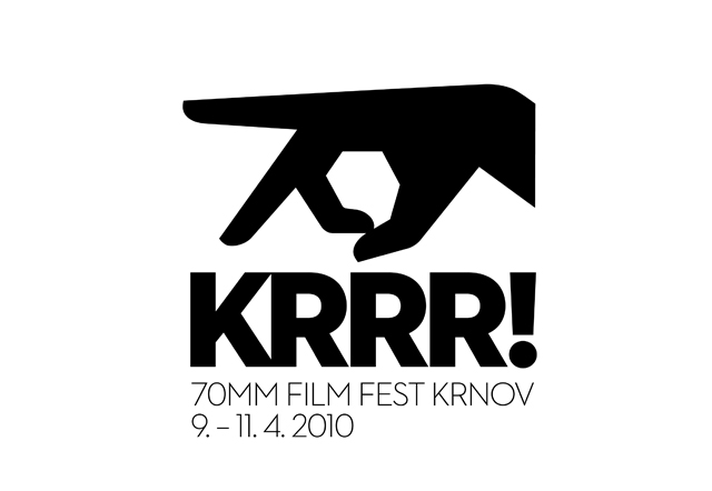 FOTO: Filmový festival KRRR! 2013 logo
