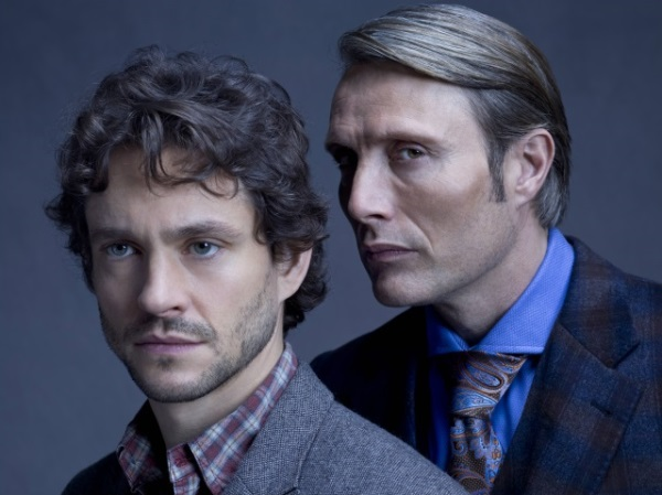 FOTO: Hugh Dancy a Mads Mikkelsen