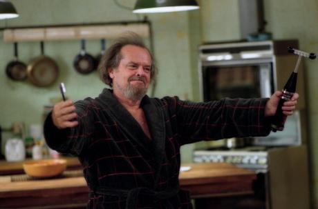FOTO: Kurz sebeovládání - Jack Nicholson
