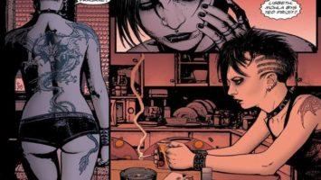 OBR: Komiks Muži, kteří nenávidí ženy