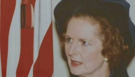 Margaret Thatcher Zdroj: margaretthatcher.org