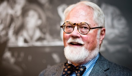 Americký spisovatel Robert Fulghum