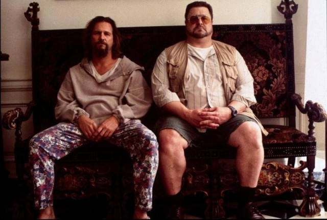 FOTO: Jeff Bridges John Goodman Big Lebowski