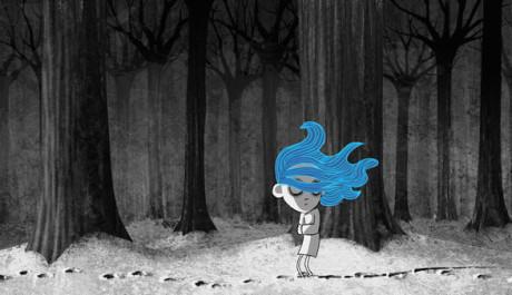 Snímek Otec. Zdroj: Anifilm