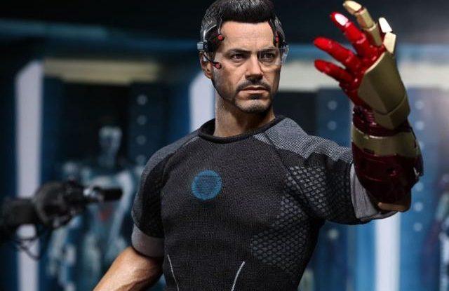 FOTO: Robert Downey Jr. Iron Man3 (1)