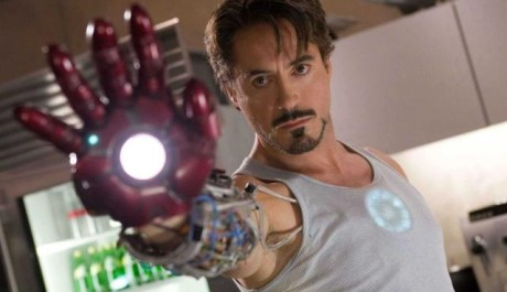 FOTO: Robert Downey Jr. Iron Man3 (2)