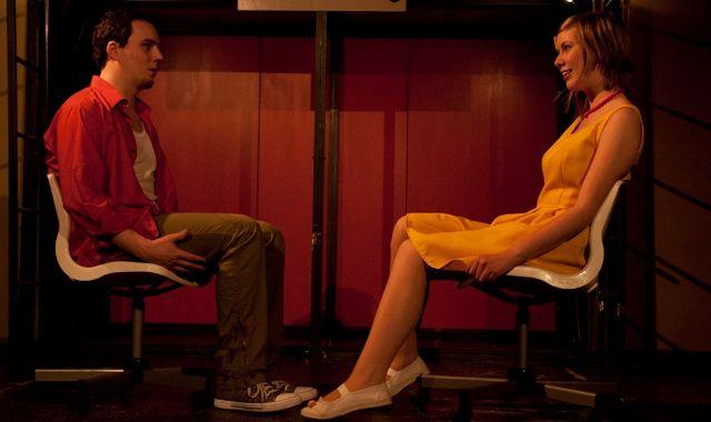 FOTO: Inscenaci ...a za Tracym tygr uvedlo Divadlo Tramtárie