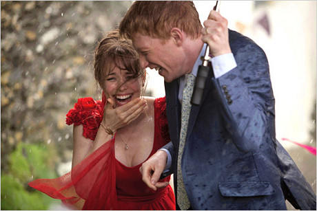 FOTO: About time - Rachel McAdams a Domhnall Gleeson 2