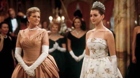 FOTO: Deník princezny - Anne Hathaway a Julie Andrews