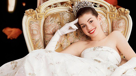 FOTO: Deník princezny - Anne Hathaway