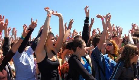FOTO: Hudební festivaly